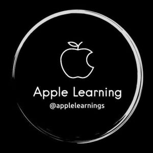 Apple Learning Ch